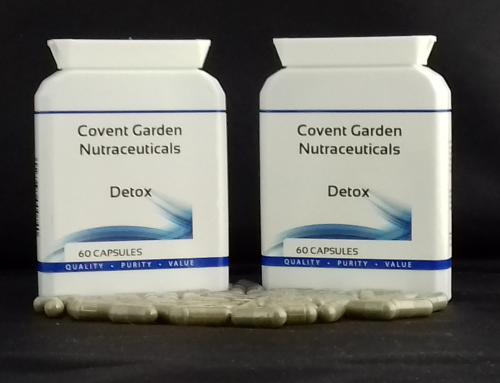 Detox Capsules | Celeb Detox | Detox Supplement | Chlorella Detox | Forza